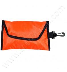 Parachute Diver Below