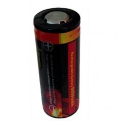 Batterie lithium-eon pour phare MegaVideo 5000mAh