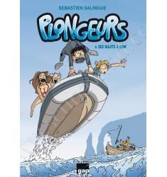 BD Plongeurs T4 Des bulots à donf