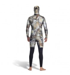 T-Shirt Lycra Mimetic 3D