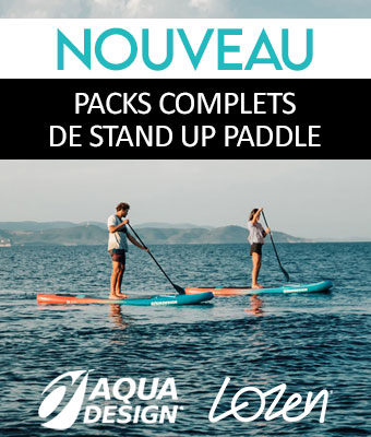 Achetez votre planche de stand up paddle