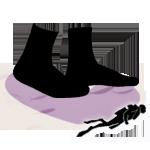 Gants, chaussons, cagoules, shortys, petit néoprène plongée