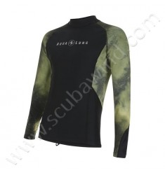 Rash Guard Galactic manches longues Homme