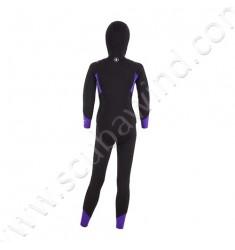 Combinaison (Veste + Pantalon) HUDSON 7mm - Femme