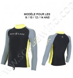 Rash guard Junior manches longues