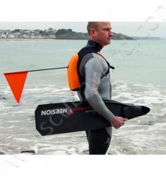Gilet de signalisation de nage