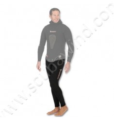 Pantalon de combinaison de chasse SERIOLE STRETCHY Noir
