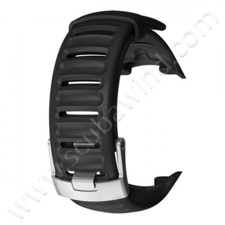 Bracelet D4/D4i Caoutchouc noir