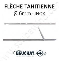 Flèche Tahitienne Inox 6mm