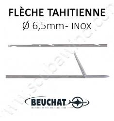 Flèche Tahitienne Inox 6,5mm