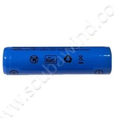 Batterie Lithium 18650 (sans téton)