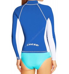Top Rash Guard Manches longues