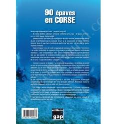90 épaves en Corse