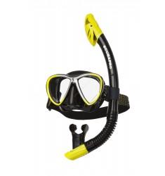 Kit masque Synergy Twin avec Comfort Strap & tuba Spectra