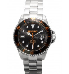 Montre GB 1950 Ø44mm orange