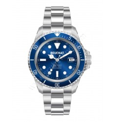 Montre GB 1950 Ø40mm Bleue
