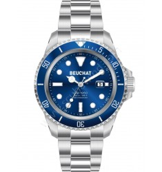 Montre GB 1950 Ø44mm bleue