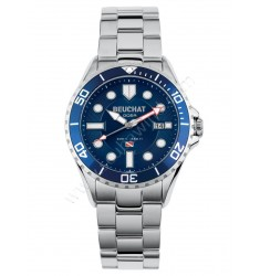 Montre OCEA bleue 3 aiguilles