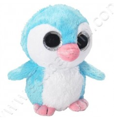 Peluche Bébé Pingouin bleu