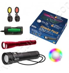 Combo Pack : AL250 + AL1200WP II + Easy Clip Rainbow Color