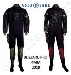 Combinaison étanche Blizzard Pro 4mm (Version 2019)