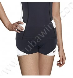 Short rash guard Trilastic