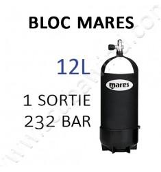 Bouteille 12L (1 sortie) - 2019
