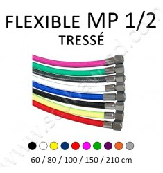 "Flexible MP 1/2"" tressé"