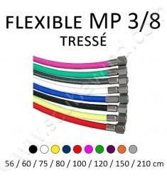 """Flexible MP 3/8"""" Miflex Tressé"""