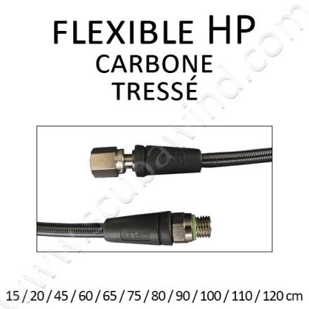 Flexible HP Tressé Carbone