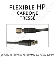 Flexible HP Tressé Carbone