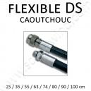 Flexible DS en caoutchouc