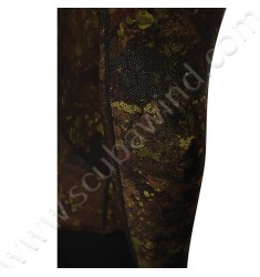 Rash Suit Labrax camo marron 3mm