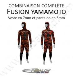 Combinaison Fusion Yamamoto 7/5mm