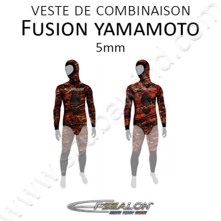 Veste Fusion Yamamoto 5mm
