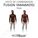 Veste Fusion Yamamoto 7mm