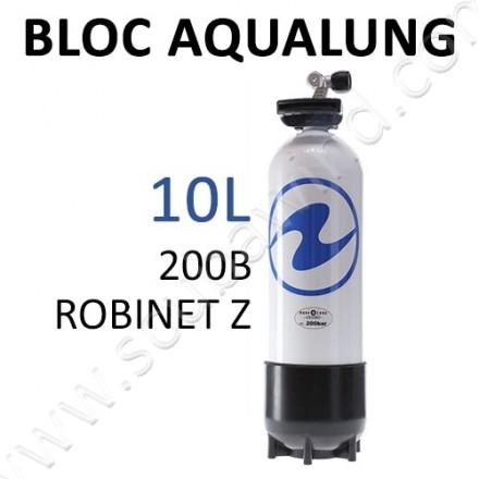 Bloc de plongée 10L