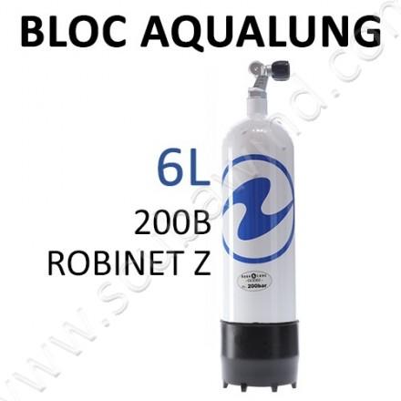 Bloc de plongée 6L