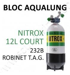 Bloc de plongée 12L Nitrox