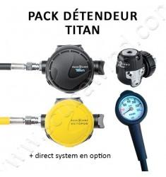 Pack détendeur Titan