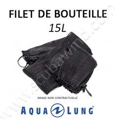 Filet noir pour bloc 15L