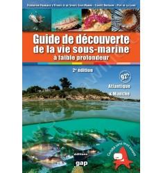 Guide de découverte de la vie sous-marine - Atlantique & Manche
