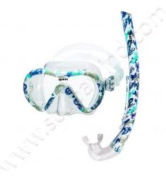 Combo masque & tuba Vento Energy Junior