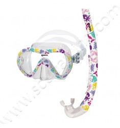 Combo masque & tuba Vento Energy Junior