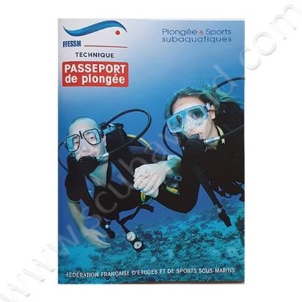 Passeport de plongée