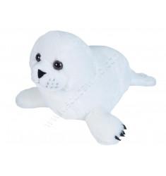 Peluche Phoque blanc 38cm