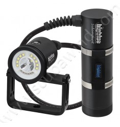 Phare Explo-Photo-Video VTL8000P Sidemount (valise inclue)