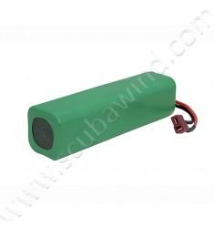 Batterie rechargeable LI-ion 18650X8