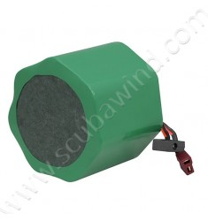 Batterie rechargeable LI-ion 21700X8