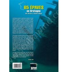 65 épaves en Bretagne, de Brest à St Malo
